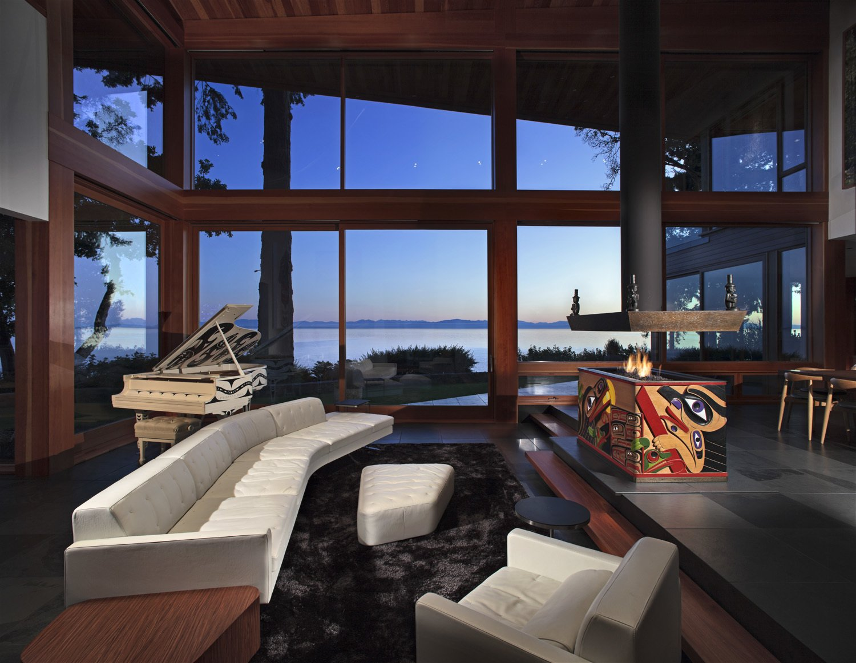 Robert's Creek Residence by Adam Wheeler Design