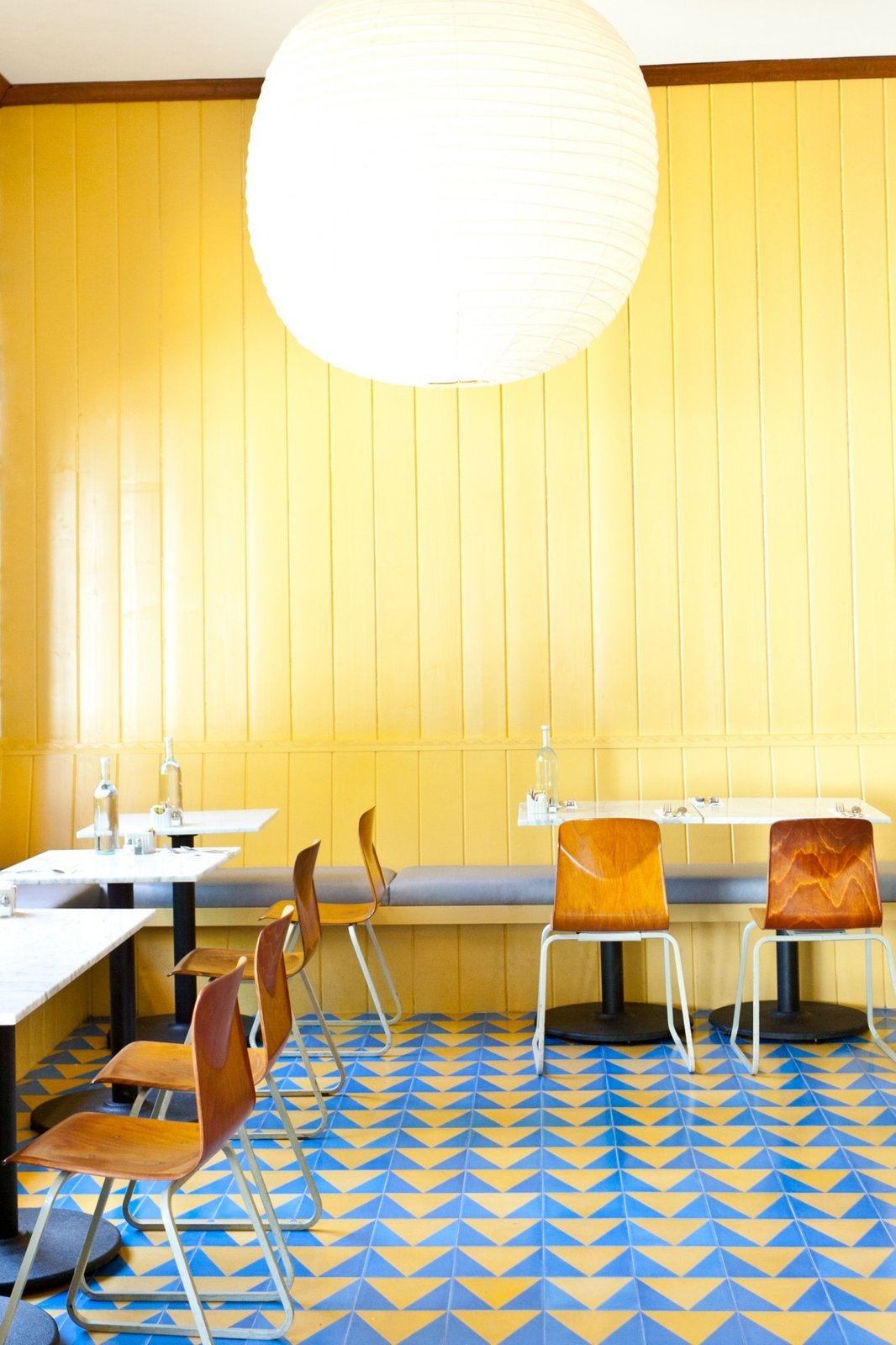 Beachwood Café in Hollywood by Bestor Architecture. Courtesy of Bestor Architecture. Hospitality Favorites by Allie Weiss