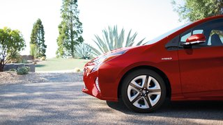 Hitting the Road With the Newest Hybrid Technologies - Photo 2 of 8 - Along with an updated new look that defies assumptions, Toyota's 2016 Prius empowers the driver by providing superior performance, leading safety features, and smart environmental aspects. Both the front and rear is equipped with LED lighting, while the headlights feature Bi-LED elements and optional integrated fog lights.