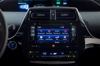 Hitting the Road With the Newest Hybrid Technologies - Photo 3 of 8 - The new model is filled with technology that anticipates your needs as a driver for maneuvering your way through everyday life. You can be fully in command of your driving experience with an available seven-inch touch screen display and a color dual Multi-Information Display with customizable screens.