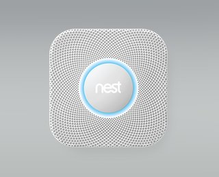 See How Technology Turned This Vacation Home Into a Connected Family Hub - Photo 5 of 5 - The final product they ordered through SAGE is the Nest Protect: Smoke + CO Alarm, which will notify them if there's a change in smoke, carbon dioxide, or carbon monoxide levels. Not only will the device send an alert to your phone, but it will also vocally explain exactly where the danger is located.