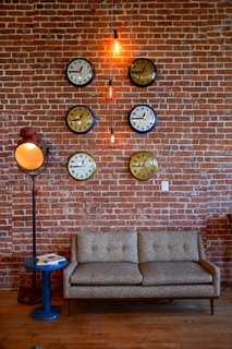A Weekend in Portland: Part II - Photo 7 of 10 - In the retail section of the space, you'll find different room-like vignettes that make you feel like you're in a house, rather than a century-old warehouse retail space.