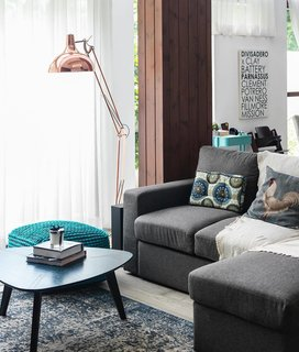 """Working Your Way to a Blended Home - Photo 8 of 11 - """"My advice is to listen to each other's suggestions and give honest feedback about how you feel about it."""""""
