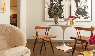 Saarinen Pedestal Table