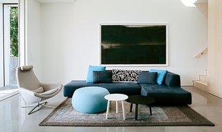 B&B Italia Bend-Sofa