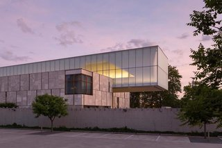 """Philadelphia's """"Gallery in a Garden"""" - Photo 1 of 3 - The new building at the Barnes Foundation took five years to build and maintained the same gallery configuration of the original building in Merion, Pennsylvania."""