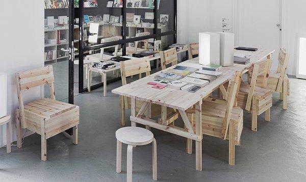 Artek Sedia 1 Chair