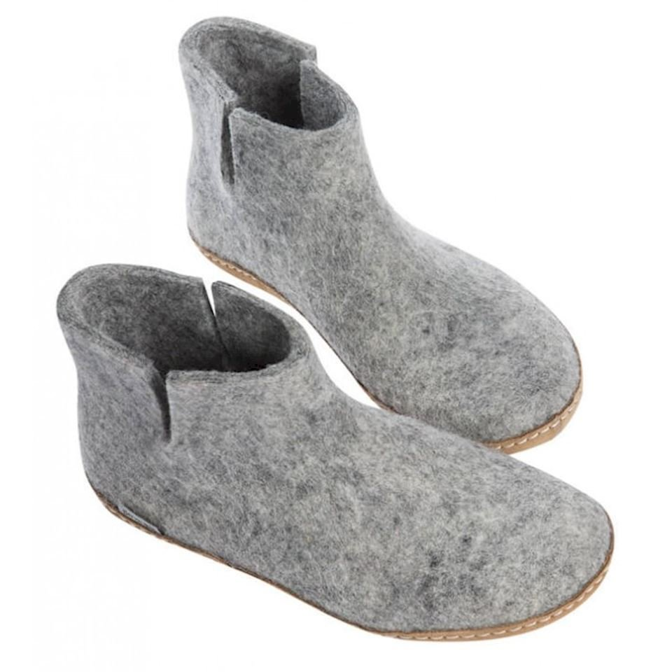 Glerups felt ankle boots for $125  Photo 4 of 12 in An Expert's Guide to a Bavarian-Coloradan Holiday