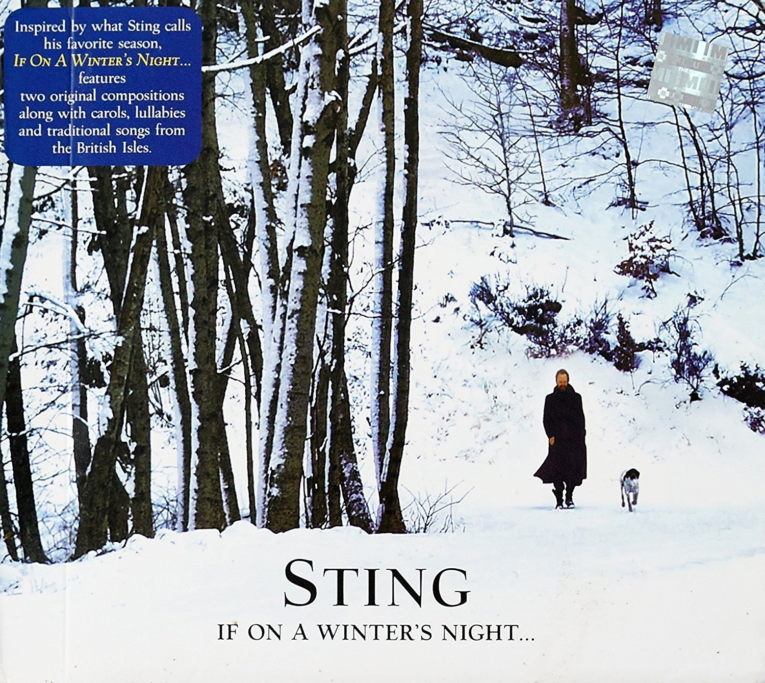 """""""If on a Winter's Night"""" by Sting from Amazon for $11.23"""