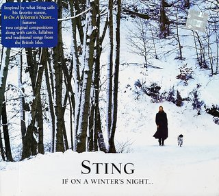 An Expert's Guide to a Bavarian-Coloradan Holiday - Photo 8 of 11 - If on a Winter's Night by Sting from Amazon for $11.23