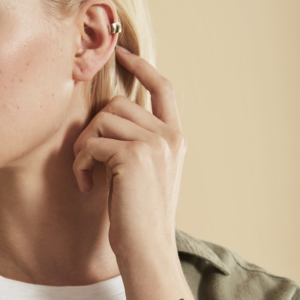 Gold Ear Conch Cuff by Loren Stewart from Goop for $285 An Expert's Guide to a Bavarian-Coloradan Holiday - Photo 11 of 12