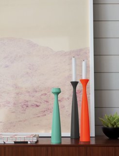 16 Modern Entertaining Tools to Use and Give This Holiday Season - Photo 2 of 17 - Blossom Lily Candleholders by Anders Nørgaard, $60