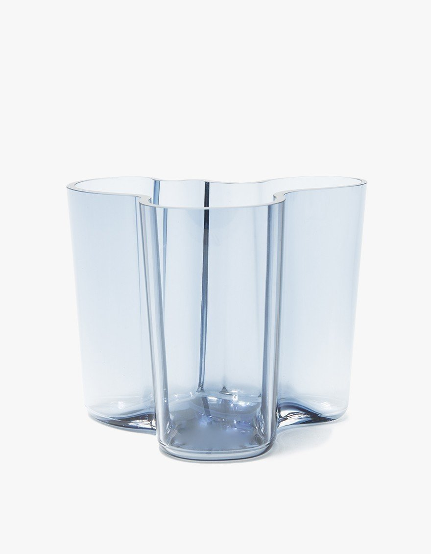 Iittala's Alvar Aalto Vase in Rain, $125  Photo 13 of 18 in 16 Modern Entertaining Tools to Use and Give This Holiday Season
