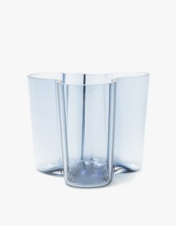 16 Modern Entertaining Tools to Use and Give This Holiday Season - Photo 12 of 17 - Iittala's Alvar Aalto Vase in Rain, $125