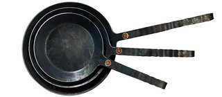 16 Modern Entertaining Tools to Use and Give This Holiday Season - Photo 13 of 17 - Turk One-Piece Forged Iron Fry Pan, $149