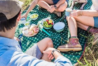 The 5 Outdoorsy Gifts That Every Modern Camper Needs - Photo 1 of 6 - For spontaneous picnics in style. Meadow Mat Large Waterproof Blanket from Alite, $24.99.