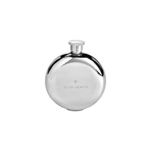 Izola 3 oz. Pocket Flask, $24