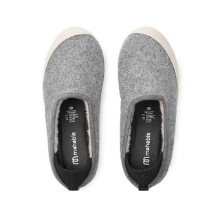 Stocking Stuffers That Will Please the Modernists in Your Life - Photo 8 of 11 - For the ones who value both comfort and innovative design, these indoor/outdoor slippers will be a welcome sight this Christmas. Mahabis Classic Slippers, $99