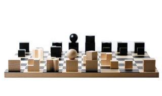 Naef Bauhaus Chess Set