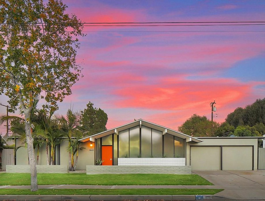This Quintessential Eichler Will Hit All Your Midcentury Goals—and It's For Sale - Photo 1 of 8