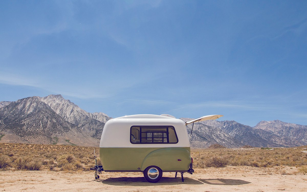 Tagged: Exterior and Camper Building Type.  Photo 1 of 8 in This California–Made Camper Is All You Need to Get Your Adventures Going