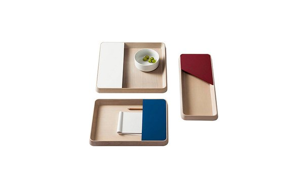 Modern by Dwell Magazine Decorative Trays