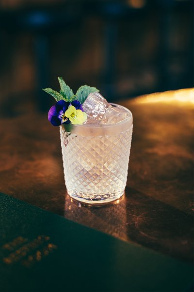 Gin Enthusiasts Will Be Flocking to This New London Hotel - Photo 5 of 7 - The on-site distillery allows the bar to serve one-of-a-kind gin blends alongside unexpected spirits including olive oil vodka and avocado.
