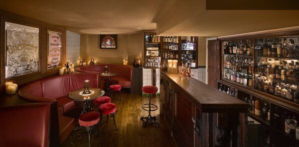 Gin Enthusiasts Will Be Flocking to This New London Hotel - Photo 7 of 7 - At The Ginstitute—London's well-known gin-making experience—you can concoct your own special blend of gin and take a journey through its rich history.