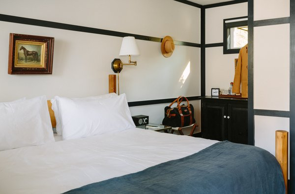 Photo 1 of 8 in Modern Equestrians Will Find Themselves at Home at This New Americana Hotel