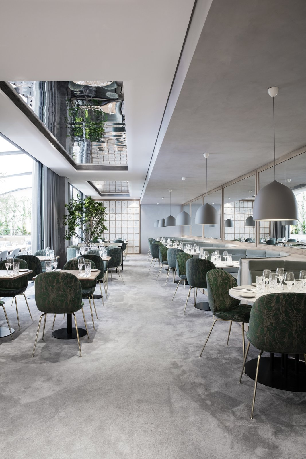 Photo 1 of 10 in The Revived Maison du Danemark Brings Two New Danish Restaurants to Paris