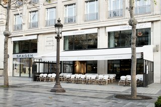 The Revived Maison du Danemark Brings Two New Danish Restaurants to Paris - Photo 1 of 9 - Maison du Danemark sits in Paris' eighth arrondissement and acts as a host to cultural events, gatherings, and exhibitions—and has most recently seen the addition of two new restaurants designed by GamFratesi and furnished by GUBI.