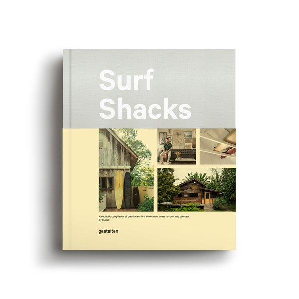 Published by Gestalten and produced by Indoek, Surf Shacks will officially launch to the public on March 7.