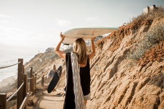 "A New Modern Hotel in San Diego Offers Surfing Adventures and Local Hospitality - Photo 10 of 10 - According to the Harth brothers, opting in for Surfhouse Adventures will allow you to ""drop in as a guest and take off as a local."""