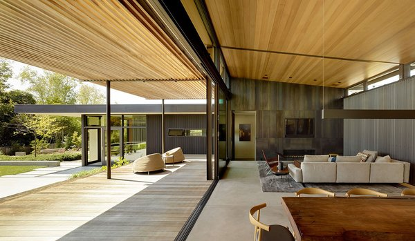 Photo 8 of Mill Valley Courtyard Residence modern home