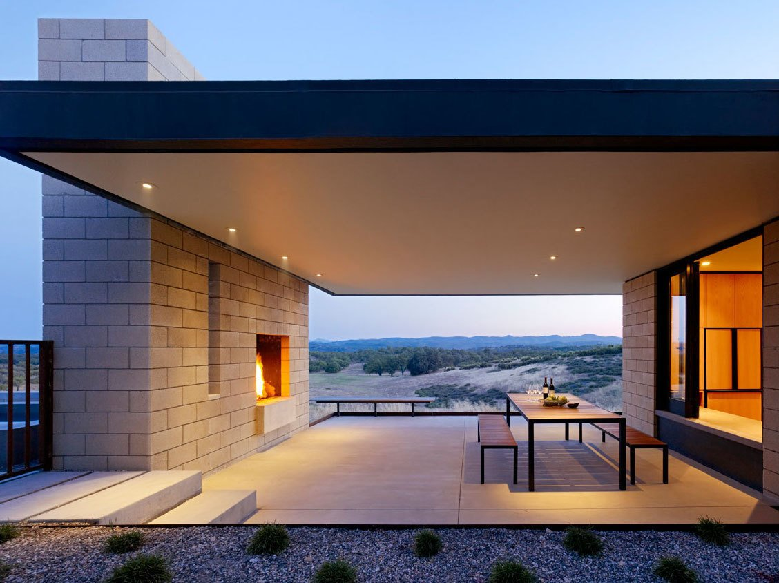 Off the grid by Michela O'Connor Abrams from Paso Robles Residence