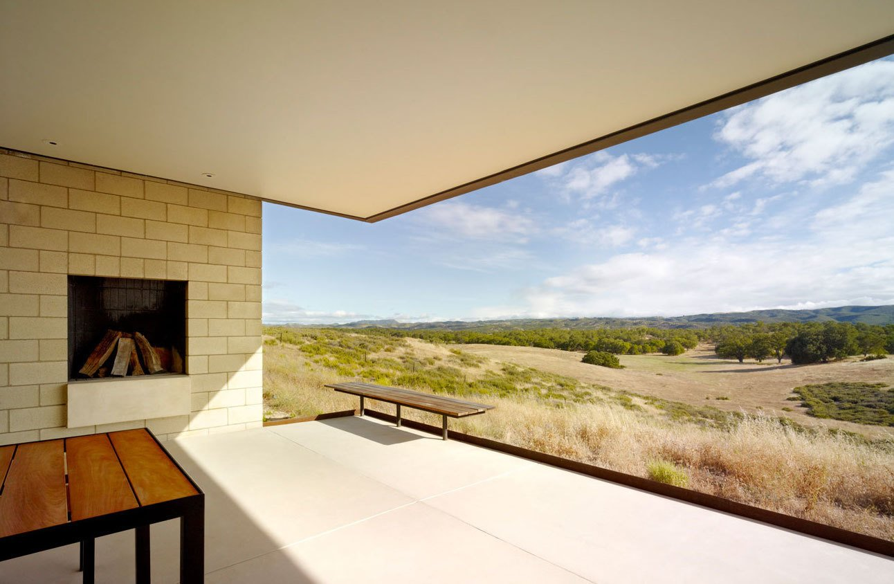 Views by DAVE MORIN from Paso Robles Residence