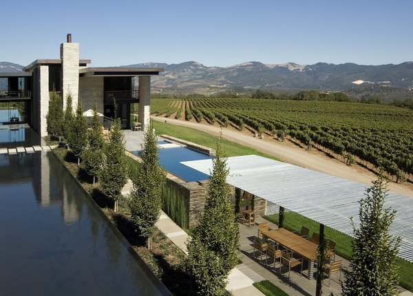 Photo 12 of Vineyard Residence modern home