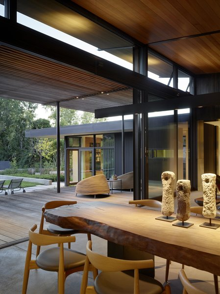 Photo 4 of Mill Valley Courtyard Residence modern home