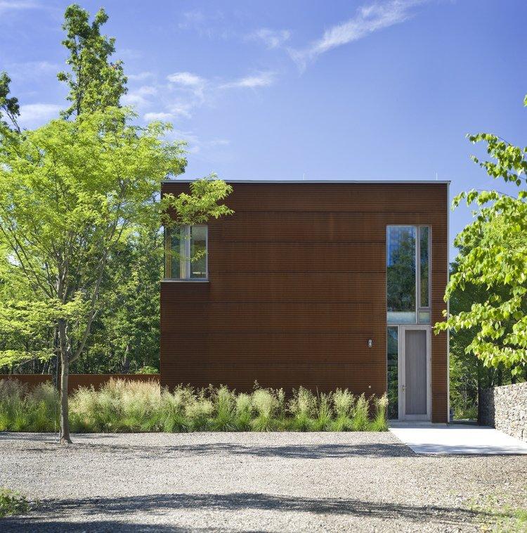 Dutchess County Art Barn by Matthew Baird Architects