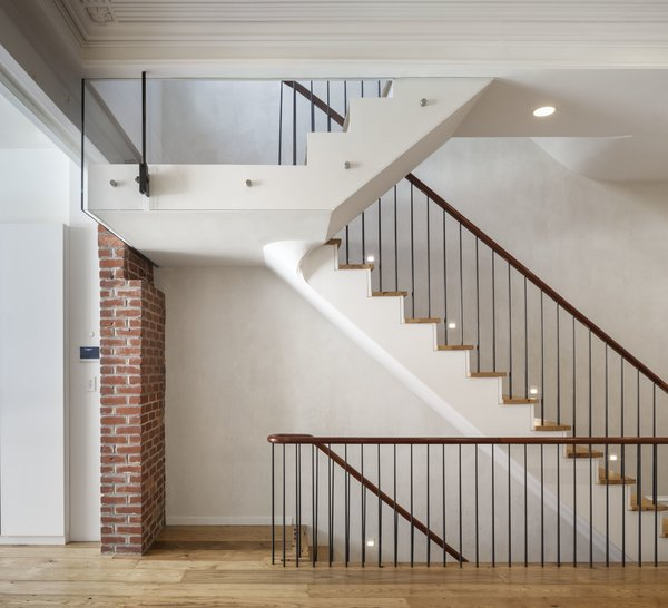 Photo 13 of Vandam Street Townhouse modern home