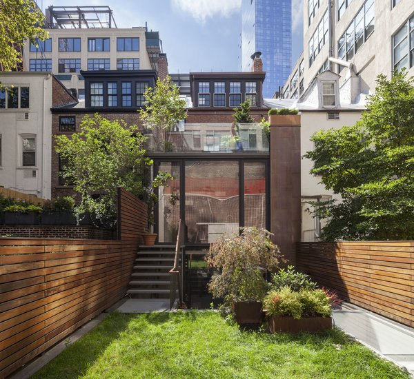 Photo  of Vandam Street Townhouse modern home
