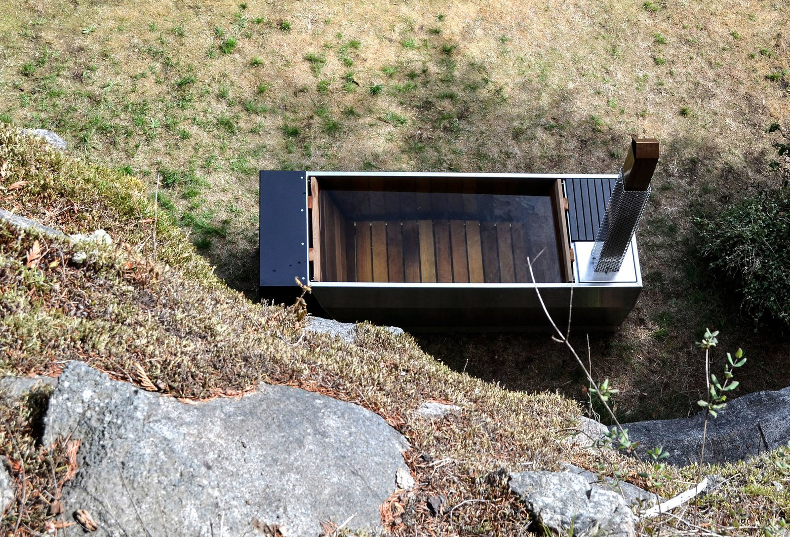 SOAK Outdoor Hot Tub by Ox and Monkey - Photo 1 of 6