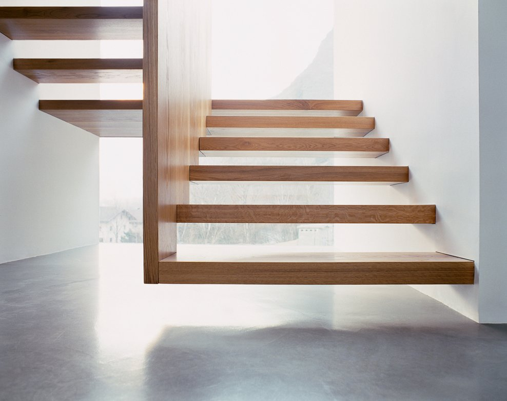 Floating...   Stairs by Jacob Resler from Stair Masters