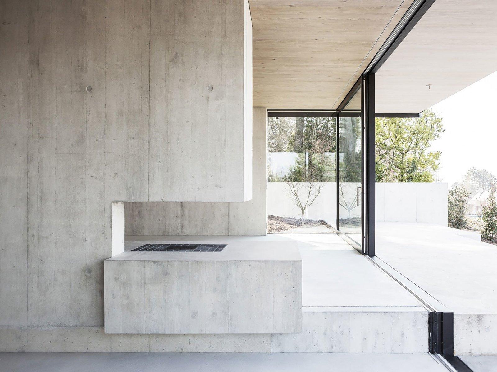 Reuter Raeber Architects  Brutal Beauty by Gessato
