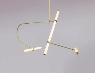 The Tube Pendant Collection By Naama Hofman - Photo 2 of 3 -