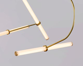 The Tube Pendant Collection By Naama Hofman - Photo 3 of 3 -