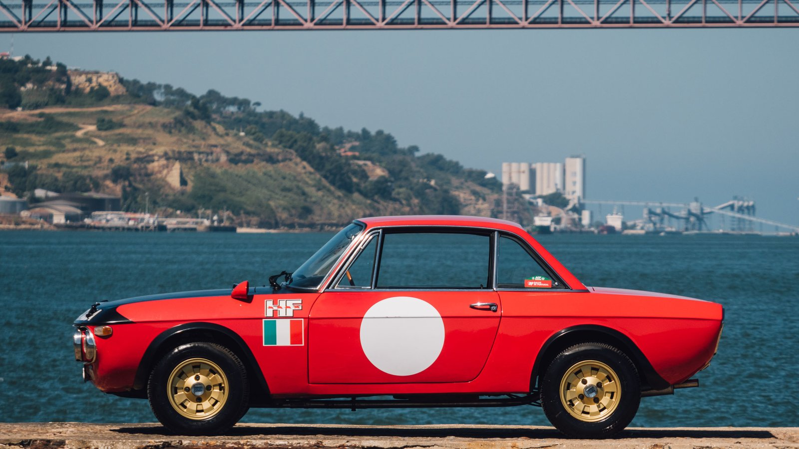 Lancia Fulvia Rally 1.6 HF Fanalone   Cars by MVMT Asia from Four Wheels