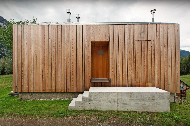 Ceschia & Mentil - Holiday house  Modern Rustic by Gessato
