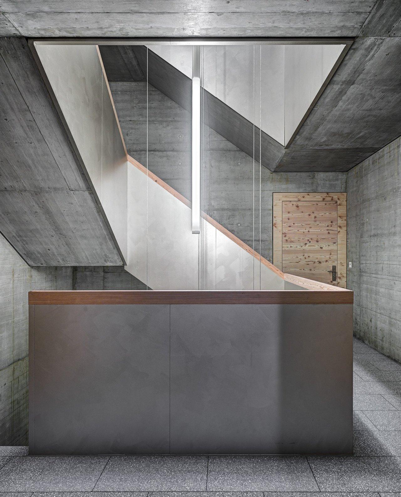 Bellevue apartments  Brutal Beauty by Gessato