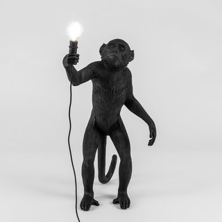 Seletti Monkey Lamps Bring a Slice of Wilderness to Your Outdoors - Photo 1 of 4 -